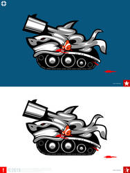 Sharktank Logo by AerapixDesign
