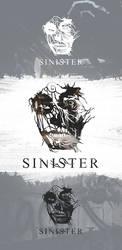 Sinister logo by AerapixDesign