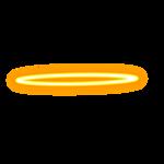 Glowing Halo - Clear Cut