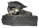 Dragon Coffin 001 - Clear Cut PNG