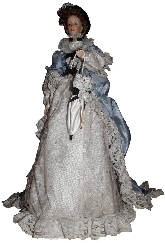 Antique Doll 001 - Clear Cut [UPDATE] by Travail-de-lame