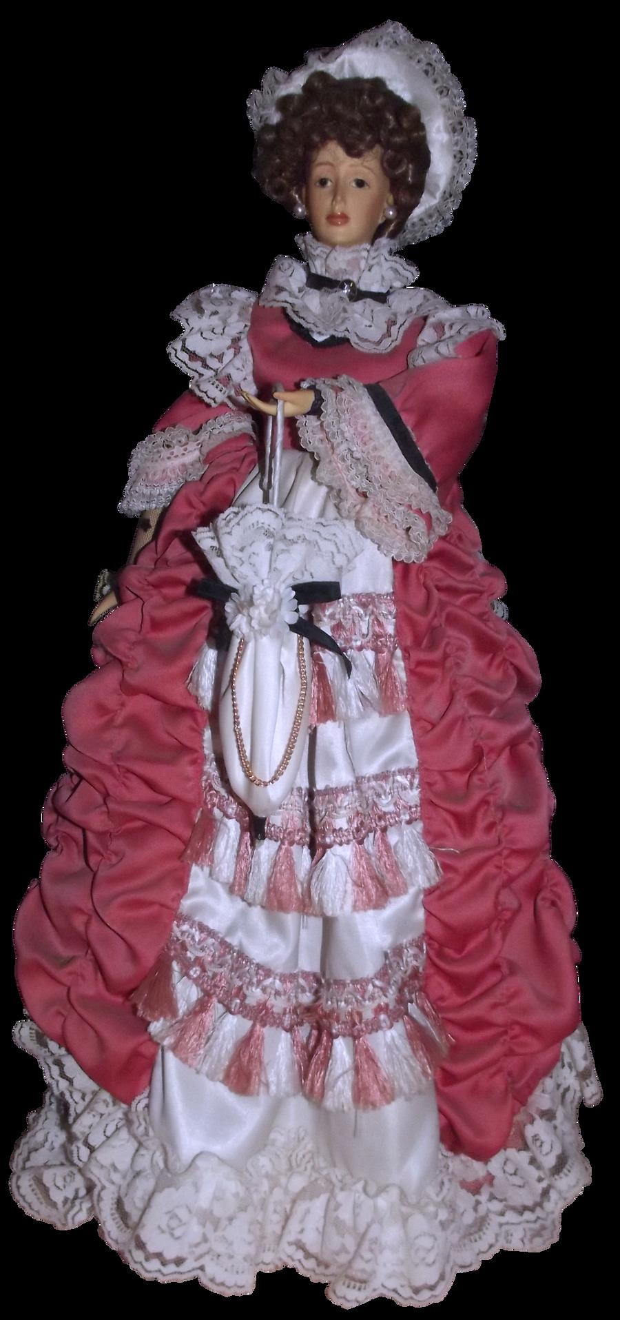 Antique Doll 002 - Clear Cut [UPDATE] by Travail-de-lame