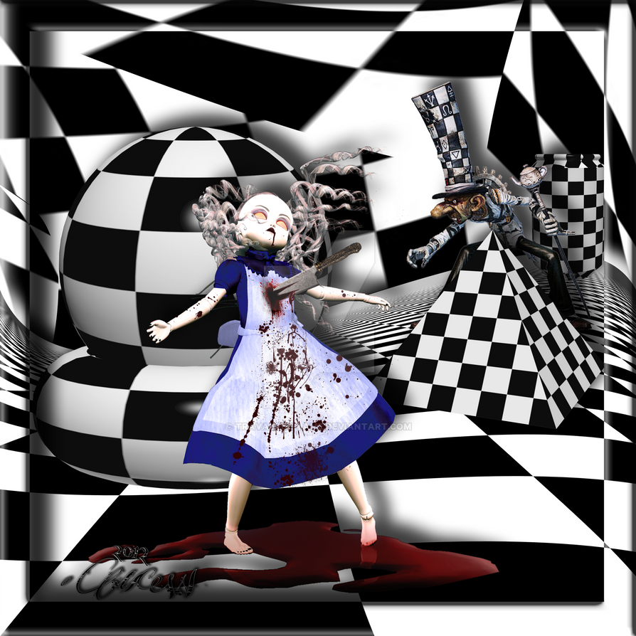 The last Day of Alice by Travail-de-lame