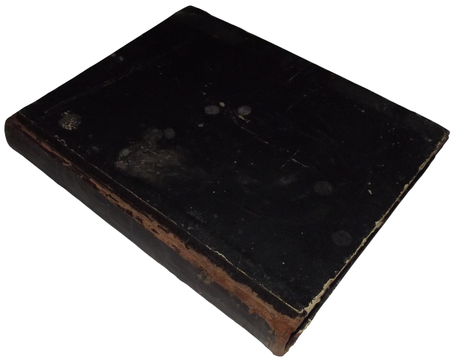 Book of 1877 - 002 - Clear Cut by Travail-de-lame