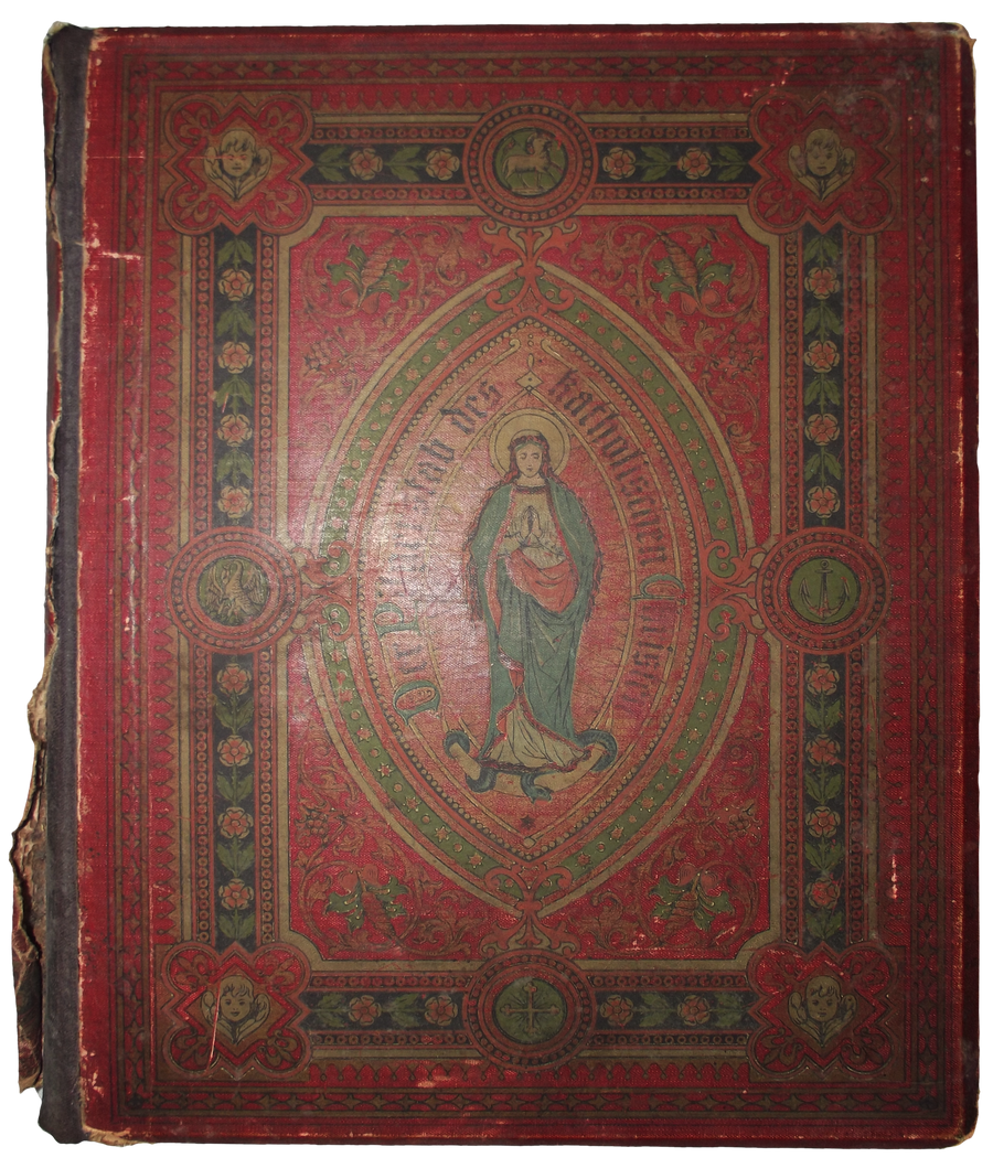 Book of 1898 - 001 - Clear Cut by Travail-de-lame