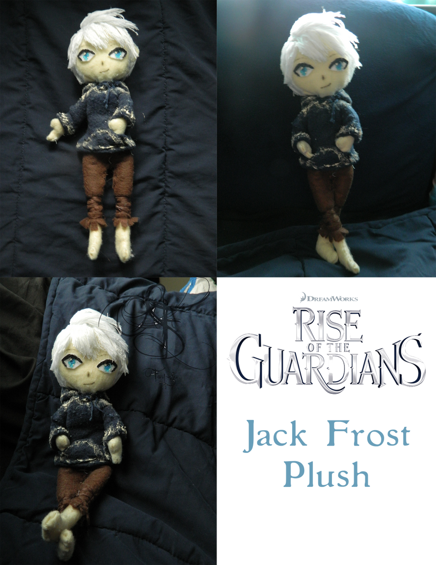 Jack Frost Plush by Fay-Sa
