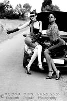 The Girls 2 by MissCobweb