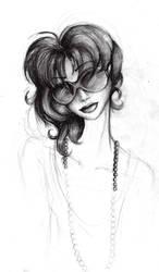 lunettes de soleil by katchan666