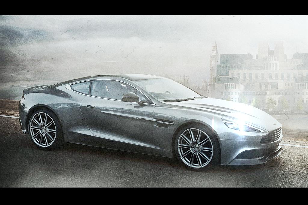 next james bond car