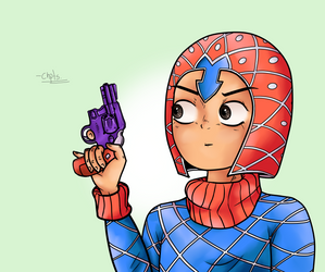 Mista and only Mista by poke-nekonyaa
