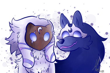Kindred by poke-nekonyaa