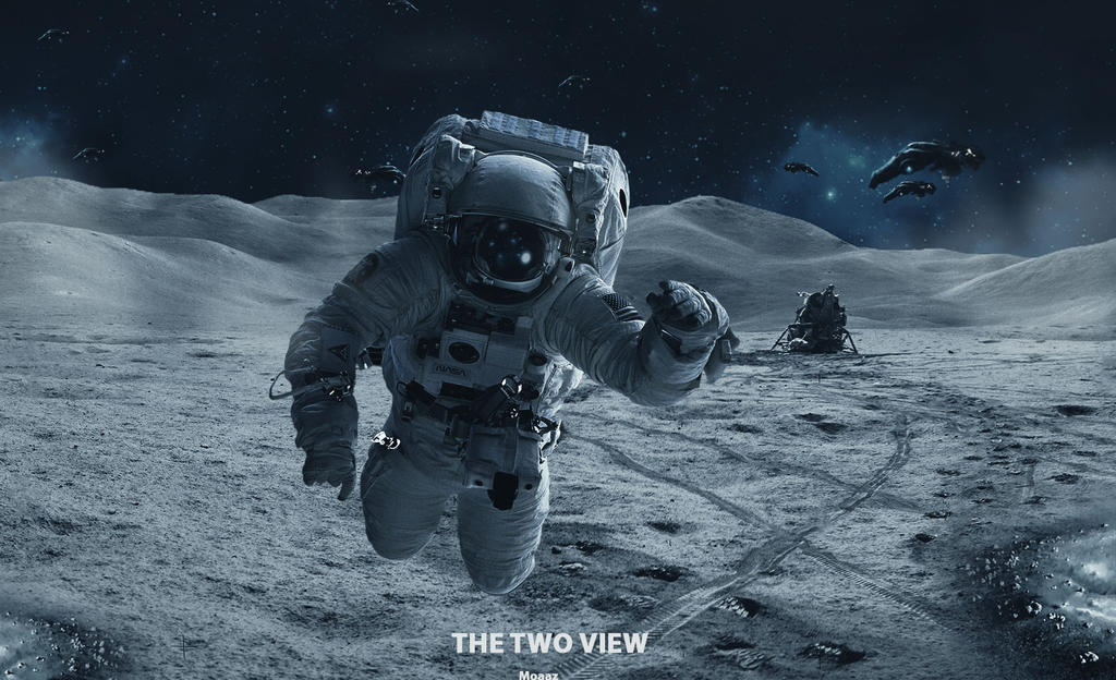 The Two View by M-MGFX