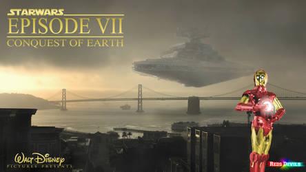 Star Wars Episode 7 by redsdevils