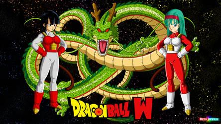 dragon ball W pan et bra Signature by redsdevils