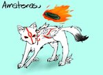 Amaterasu by FoxehsArtStorage