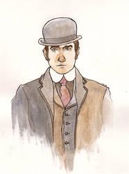Detective Inspector Reid.
