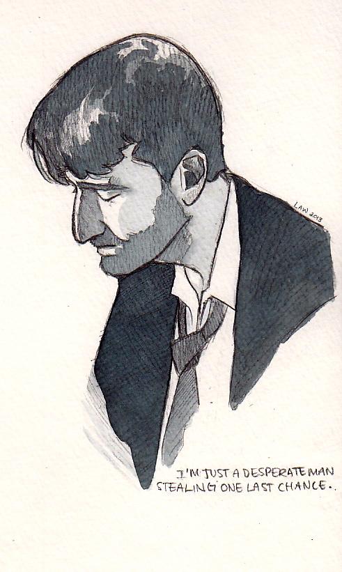 Alec Hardy by tisserande