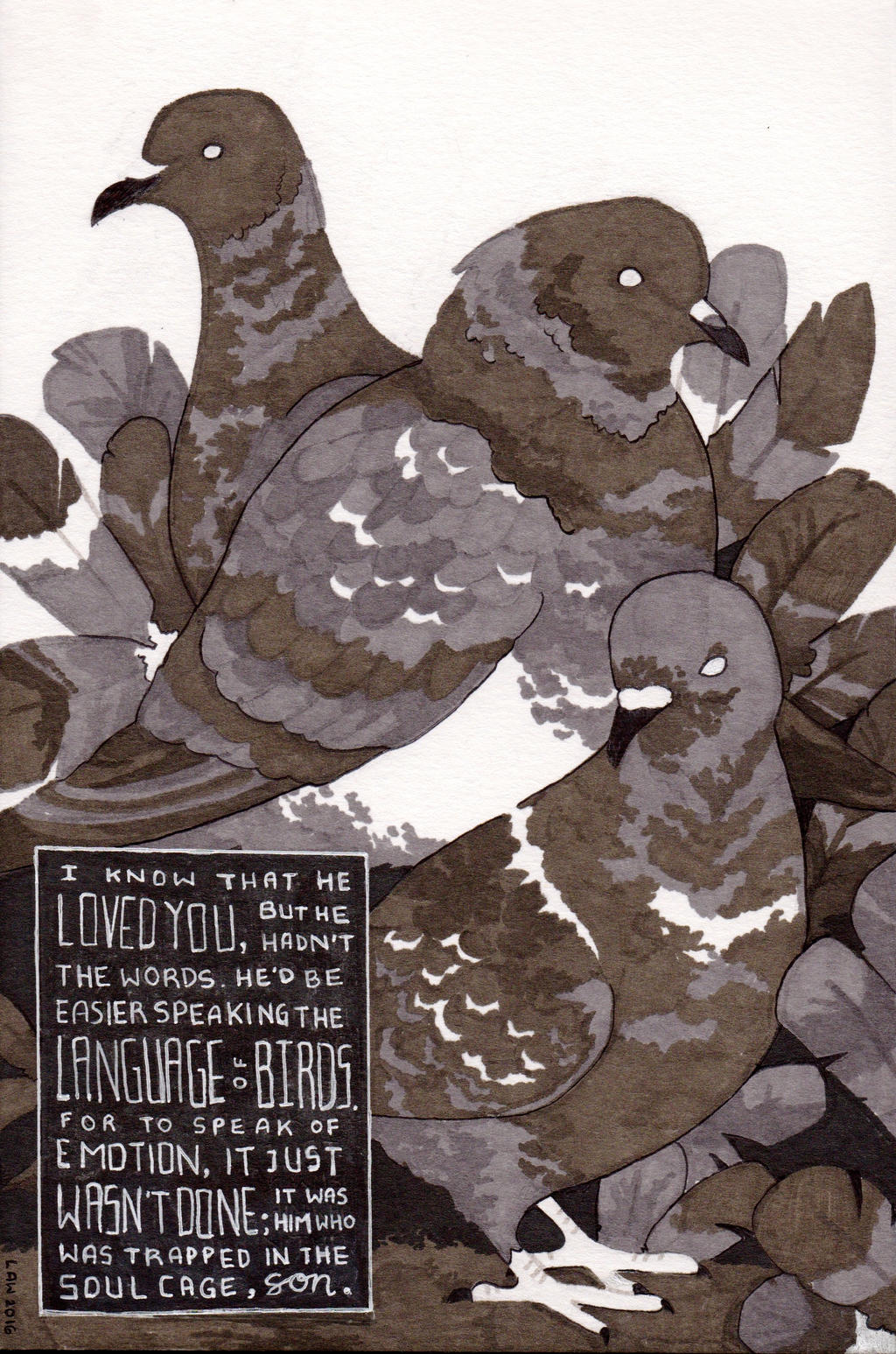 The Language of Birds.