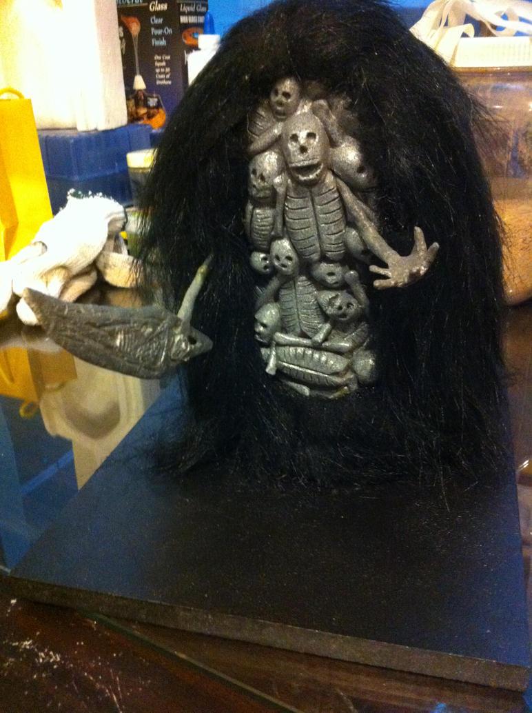 Dark Souls - Gravelord Nito by Q8Designer on deviantART