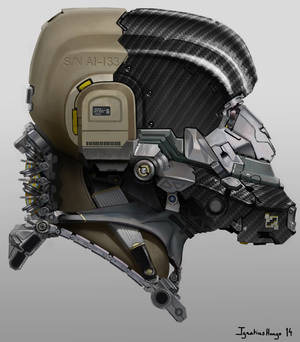 Helmet Sketch Concepts