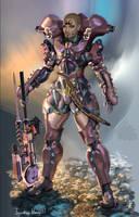 Deep Space Commando 1 by IggyTek