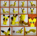 Pikachu Sculpt 2