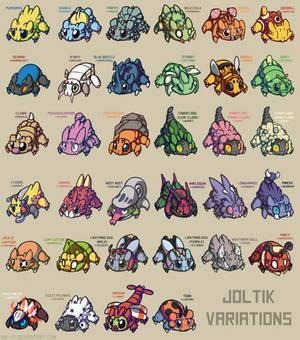 Joltik Variations