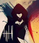 Raven Splatter by LemKuuja