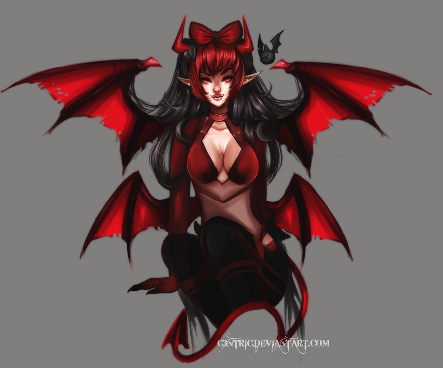 Blood Red by C3NTRIC