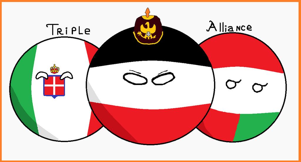 Triple Alliance By Bi777 On Deviantart