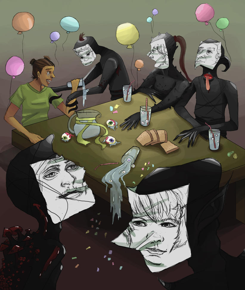 Pity Party by NotedDreams