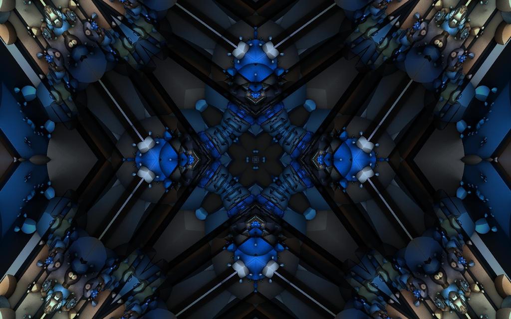 DsyneGrafix's Kaleidoscope by Undead-Academy