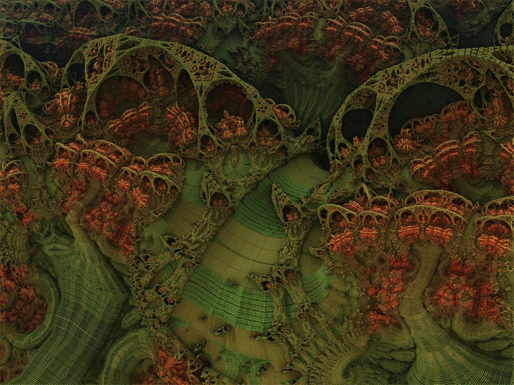 Bizarre Landscape by Undead-Academy