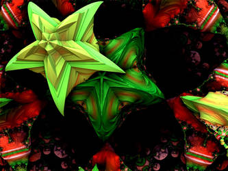Christmas Stars by Undead-Academy