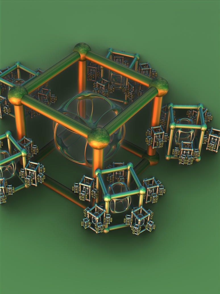 Cube Inside Cubes by Undead-Academy