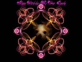 Happy Birthday My Dear Sparky