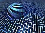 In A Maze