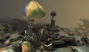 Alien Worlds -Pong544