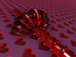 Candy Red Heart Maker