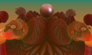 Coral Pink-Pong688