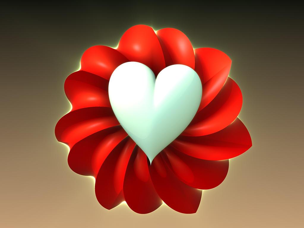 Donde estas corazón. - Página 3 Heart_flower_by_undead_academy-d8hsi0g