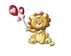 Love Lion - Free to use by Undead-Academy