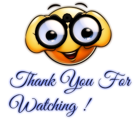 Thanks For Watching - Free to use