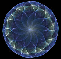Blue Flower For My Dear Friends by Undead-Academy