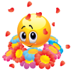Flowers Smiley - Free to use by Undead-Academy