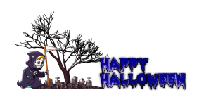 Happy Halloween -FreeToUse by Undead-Academy