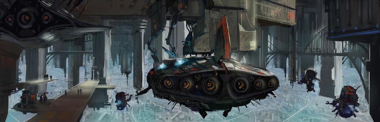 Shipdock4 by etate