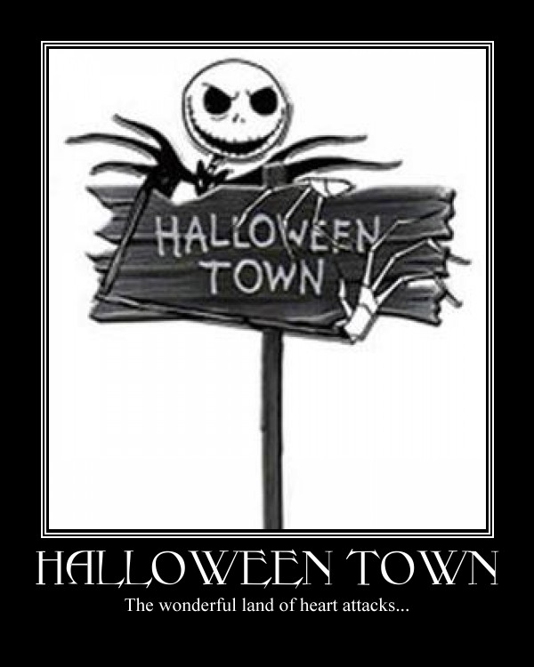 hallooween town demote by quietlyintheshadows