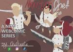 New Webcomic ''Monster Chef'' - Promo Art by Owluwu