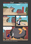 Monster Chef - Chapter 1: ''Cookie'' (page 1) by Owluwu